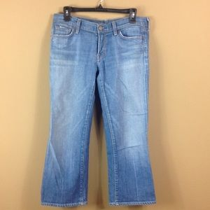 Citizens of Humanity Kelly #063 low waist jeans